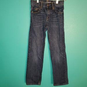 Like new, Gap kids slim original jeans